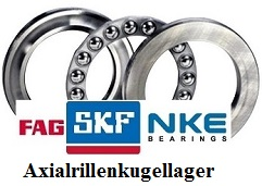 Axial Rillenkugellager Shop