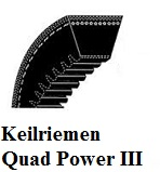 Keilriemen Quad-Power®