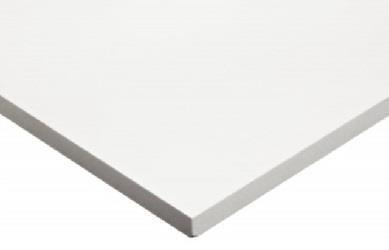 pvc platten 4 mm weiss 1000 x 500 mm onlineshop technischer handel straub. Black Bedroom Furniture Sets. Home Design Ideas