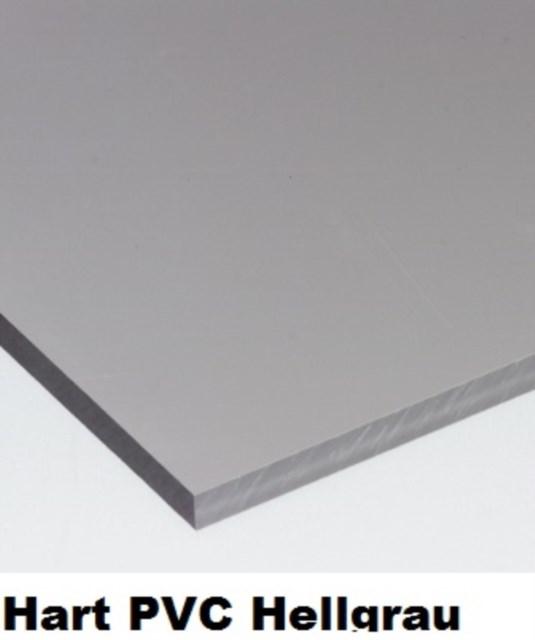 hart pvc platten hellgrau 231 2 mm mm onlineshop technischer handel straub. Black Bedroom Furniture Sets. Home Design Ideas