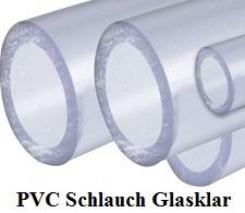 Bevorzugt PVC Schlauch transparent - Onlineshop Technischer Handel Straub VG69